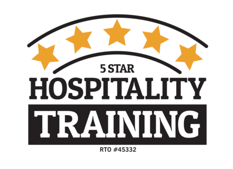 RSA All staes Online delivered by 5 Star Hospitality Training RTO# 45332